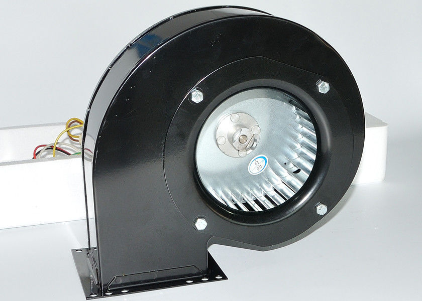 Air Conditioning Centrifugal Blower Fan With Galvanized Steel Sheet For Enclosure And Impeller