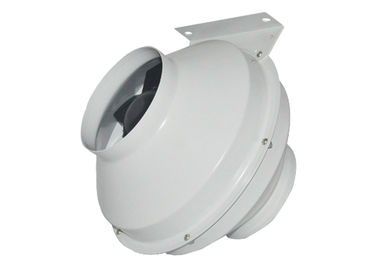 inline centrifugal duct fan, heating and air conditioning duct booster fan for bathroom ventilation